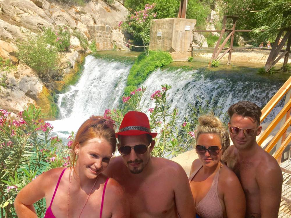 Algar Waterfalls 4
